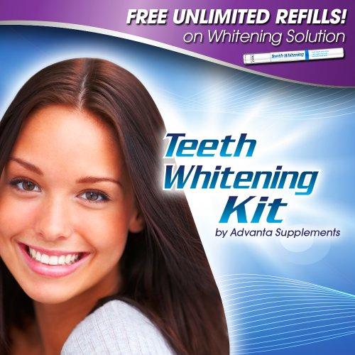Extra fuerte los dientes que blanquean el Kit con recargas
