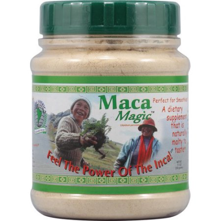 Maca Magic Powder Jar 71 oz