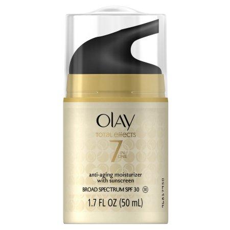 Olay Total Effects 7 En Uno Anti-Aging Crema hidratante con la protección solar 50ml