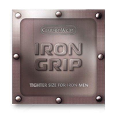 PRECAUCIÓN usar hierro agarre ajuste tapa: 36-Pack de condones