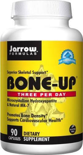 Jarrow Formulas hueso hasta tres al día, promueve la densidad ósea, 90 Caps