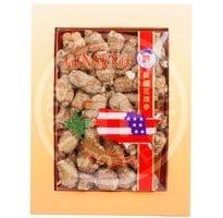 Ginseng de Hsu 113.4 cultivado raíces americanas pequeñas Med 4oz