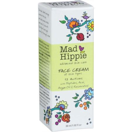 Mad Hippie Crema para el rostro - Anti Envejecimiento - 1,02 oz - (Pack de 2)