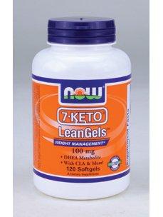 Ahora los alimentos - 7 Keto - 100 Mg - 120 Leangels