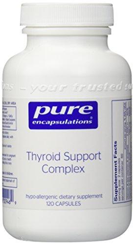 Puros encapsulados - tiroides ayuda complejo 120