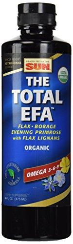 Salud de sol Total EPT vegetariano/Lignan 16 onzas