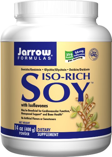 Soja rica en ISO 400 gramos