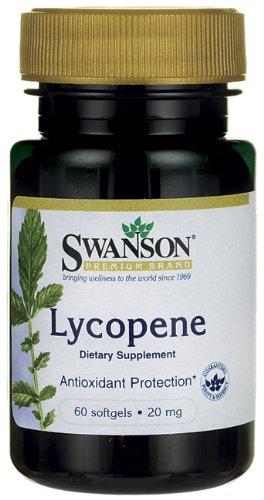 Licopeno 20 mg 60 cápsulas