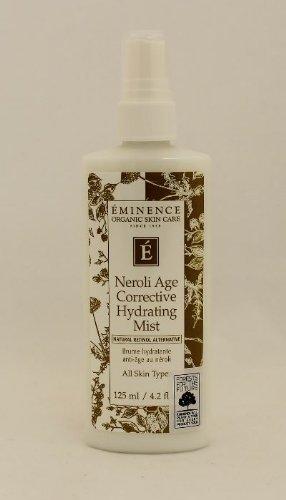 Eminencia orgánicos Neroli edad correctivo hidratante niebla, 4,2 onzas