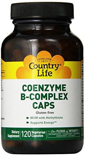 País vida coenzima del complejo B, 120-Conde
