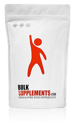 BulkSupplements polvo puro de L-tirosina (100 gramos)
