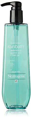 Neutrogena Rainbath reposición de ducha y Gel de baño Ocean Mist, 40 fl.oz.