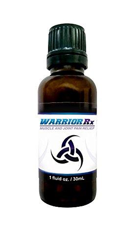 Guerrero Rx músculo y fórmula de alivio del dolor en las articulaciones, mejor Rub alivio de dolor, músculo rápido y conjunto de alivio del dolor, 12 dolor Natural socorro ingredientes, alivio del dolor muscular, especialmente, a un precio oferta limitada