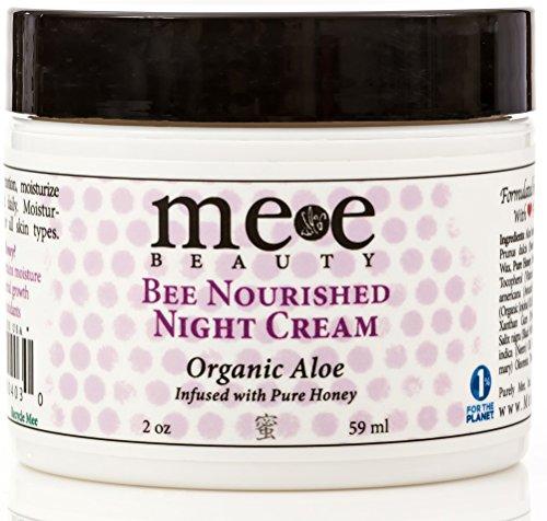 Mejor crema facial hidratante de noche para la piel más suave - Natural y orgánico Anti envejecimiento ingredientes aliviar el enrojecimiento de la piel sensible seca - arrugas noche más suave para el cuello de ojos - cuidado de la piel para los hombres y