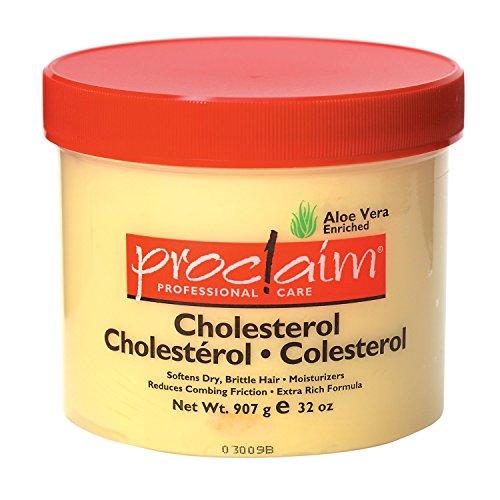 Proclamar colesterol crema