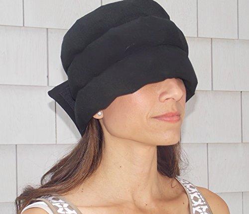 Paquete de hielo usable sombrero de dolor de cabeza (única talla)