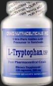 L-triptófano, 500mg, 180 tapas vegetarianas