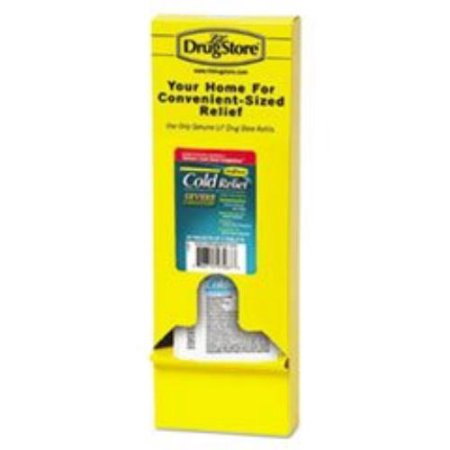 Vuelva a llenar Lil' Drug Store Medicina Severa - Dolor de cabeza dolor de garganta tos congestión del pecho congestión nasal
