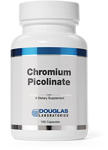 Douglas Laboratories ® - picolinato de cromo (250 mcg) - 100 cápsulas