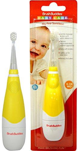 Amigos mi primer Soniclean bebé dentición dientes del cepillo