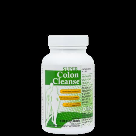 Limpieza de colon súper