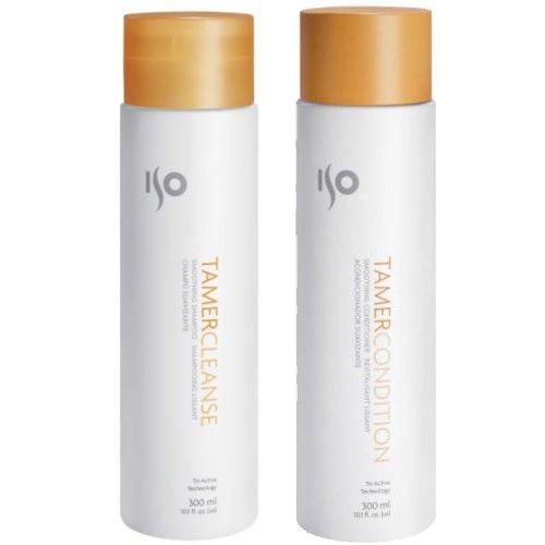 ISO Tamer limpiar 10,1 onzas Shampoo + acondicionador de 10,1 onzas (Combo oferta)