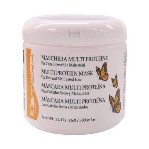Kismera (nueva porque) Multi proteína máscara 16.9 fl oz