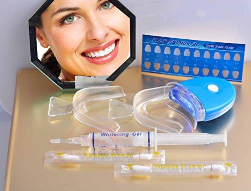 MagicBrite completo blanqueamiento dental Kit en casa blanqueamiento