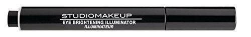 STUDIOMAKEUP ojo brillo iluminador, rubor, 0.05 onzas de líquido