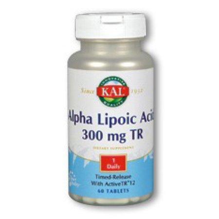 Ácido alfa lipoico TR Kal 60 Tabs