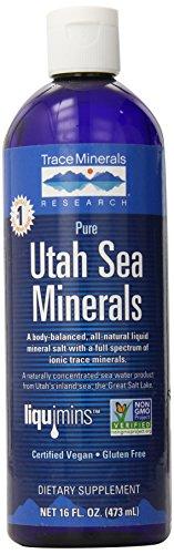 Minerales traza minerales Utah mar, 16 onzas
