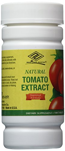 Extracto de tomate Natural NU-salud ((100 fichas)