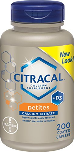 Citracal Petites con vitamina D3, 200-Conde
