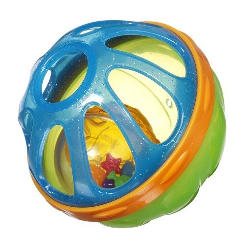 Bola de baño de bebé Munchkin, los colores pueden variar