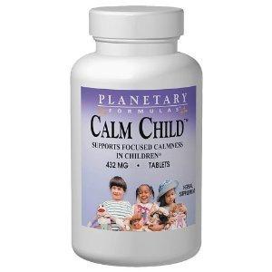 Niño tranquilo de Planetary Herbals--432 mg - 10 comprimidos