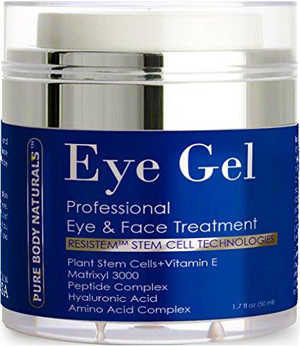 Cuerpo Pure Naturals crema de ojos para ojeras y bolsas - 1.7 fl oz