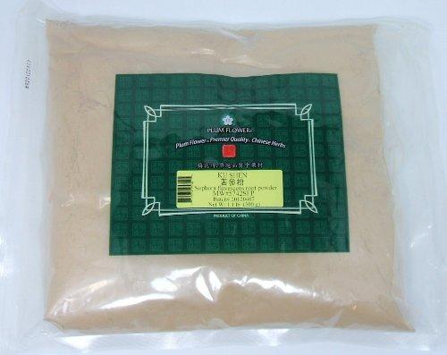 Sophora Flavescens raíz polvo / Ku Shen, polvo de hierba a granel 1lb - 500g