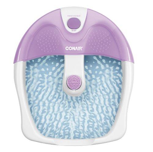 CONAIR Foot Spa con vibración y calor
