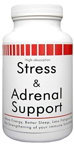 Stress Adrenal Support 90 Caps