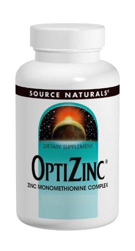 Source Naturals OptiZinc, 120 tabletas