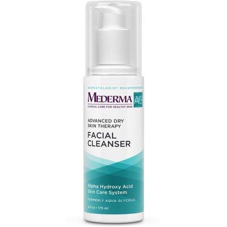 Mederma (Aqua glicólico) avanzada en seco Skin Therapy Facial Cleanser 6 oz