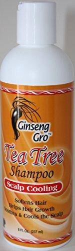 Champú de árbol de té Gro de ginseng