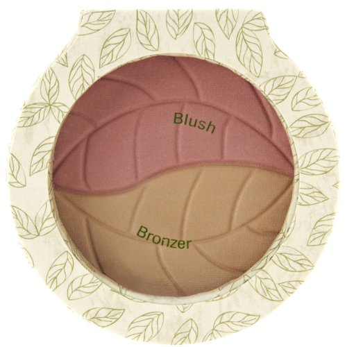 Los médicos fórmula orgánica usar 100% origen Natural 2 en 1 Bronzer & Blush - rosa rosa - 0,3 oz