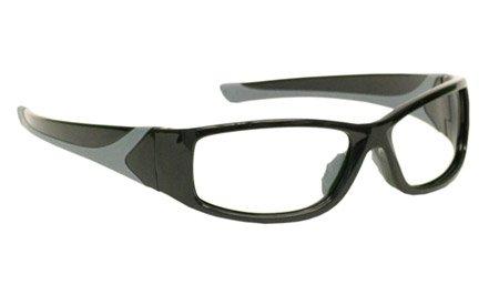 Gafas de plomo de protección de radiación de rayos x panorámico negro