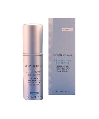 SkinCeuticals antioxidante labio tratamiento restaurador de reparación, bomba de 0.3 onzas