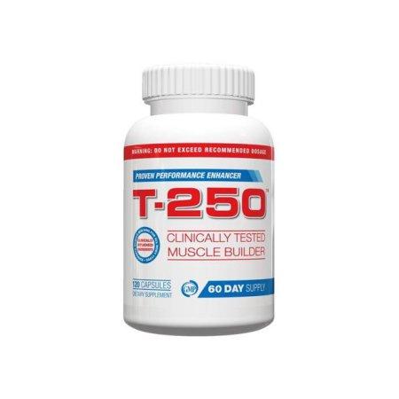 Testosterona para los hombres Suplemento-T-250, 120 cápsulas, # 1 para hombre Suplemento para Impulsar la testosterona, perder grasa aumento del músculo!