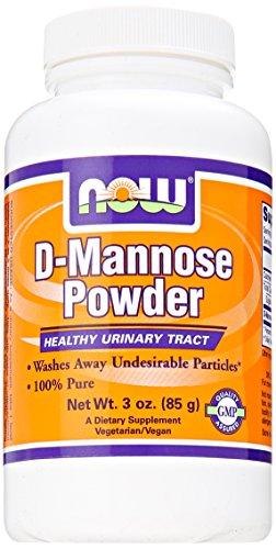 Ahora alimentos D-Mannose en polvo, 3 onzas