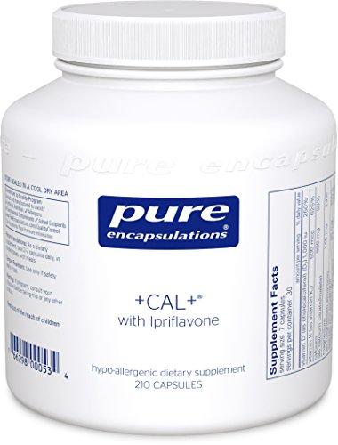 Puros encapsulados - + CAL + con ipriflavona 210's