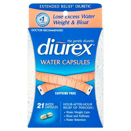 DIUREX Tapas de agua 21ct 25521