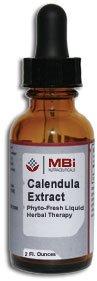 MBi nutracéuticos caléndula Extracto de 2 onzas
